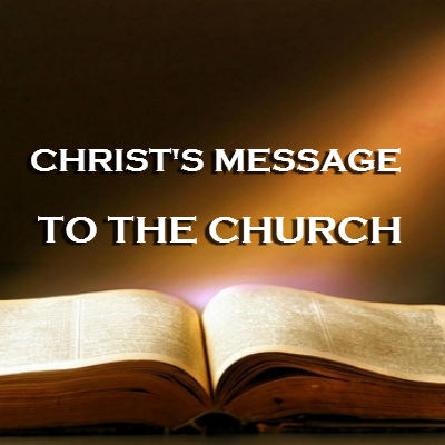 Christ's Message to the Church: Wake up church! – Staten